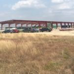 NaturalShrimp, Inc.: La Coste, Texas, Hurricane Construction Update