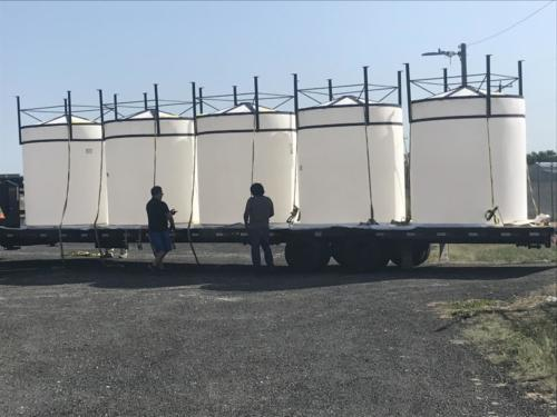 Nursery tanks